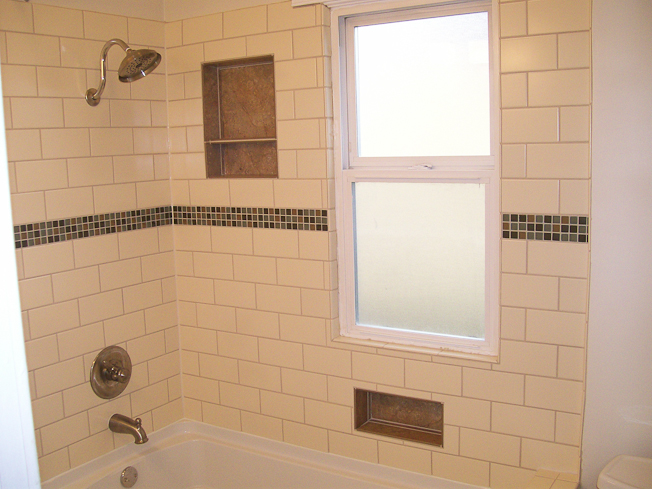 Subway Tile Surround