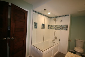 Downtown Seattle Master Bathroom Remodel