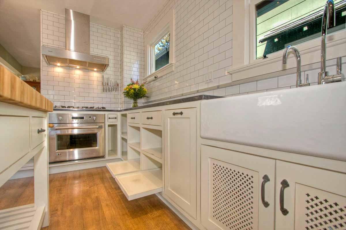 Kitchens By J M Remodel Seattle