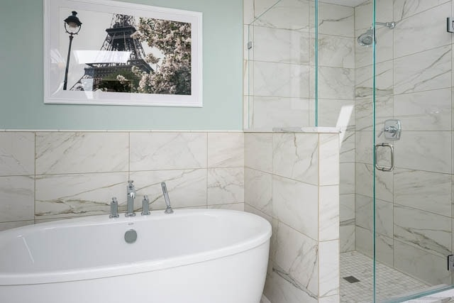 Newcastle Master Bathroom Is A Kohler Showroom Design Brought To Life