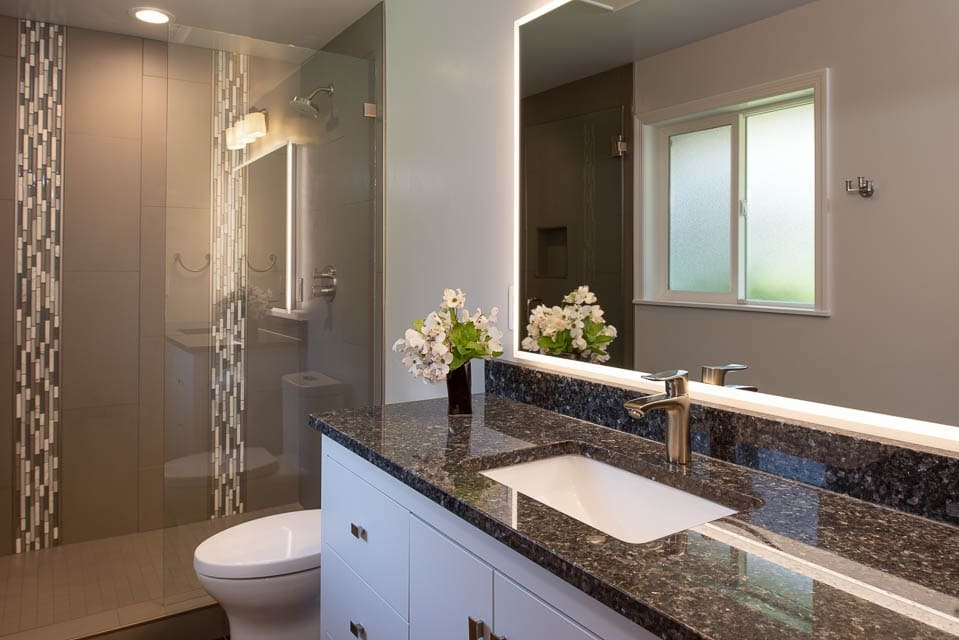 After picture of Bathroom Remodel Projects by J and M Remodel in Burien WA 98146