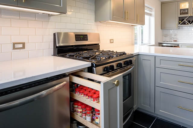 Kitchen Remodel Projects in Seattle WA by J and M Remodel-9